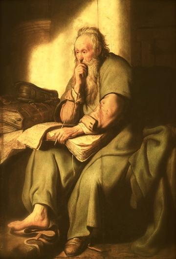 rembrandt-apostle-paul-in-prison